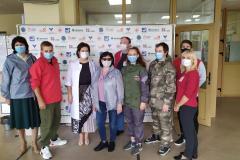 Центр крови г. Тосно